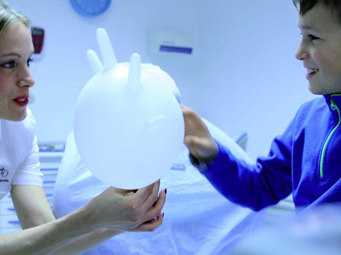 Dentista per Bambini - Studio Dentistico Michele D'Amelio