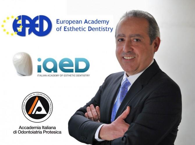 Certificazioni Studio Dentistico Michele D'Amelio a Mestre Venezia