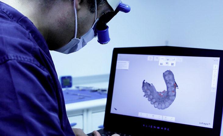 Michele D'Amelio 3 Shape - Studio Dentistico Mestre